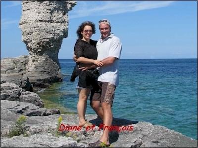 Diane et François