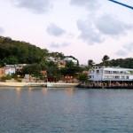 Au revoir Martinique