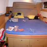 Ça c'est notre grand lit