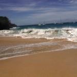 La plage de Bequia