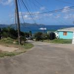 Le village de Mayreau