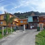 Centre commercial à la Petite Martinique