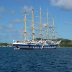 Le Royal Clipper (5 mâts)