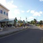 Le village de Rodnay Bay à Ste-Lucie