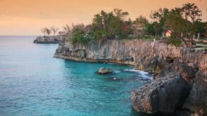 Negril-Falaises-en-jamaique